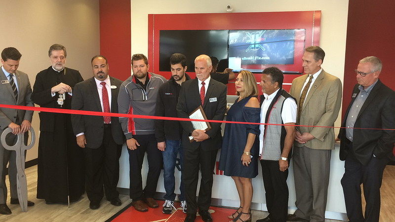 Archon Ron Harb's Store Opening