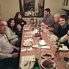L>R around the table: Paul (looking for inspiration?), Sundar, Lior, Leemore, Max, Itai, Yoav, Arie and Liana