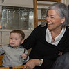 Max and his grandmother Riki