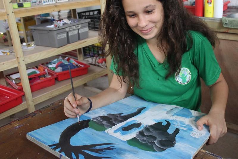 art, bilingual education, ib world school