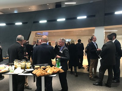 2017 Audi Business Network Breakfast