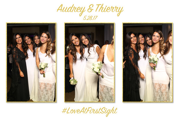 Audrey & Thierry Wedding