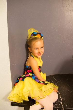 Audrey's Dance Recital