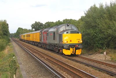 37608 Liss 29/08/17 1Q52 Eastleigh to Eastleigh via Guildford