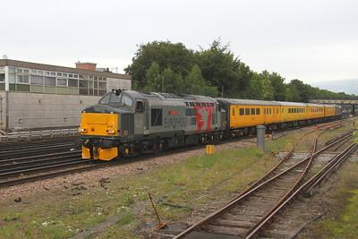 37611 Basingstoke 30/08/17 1Q53 Eastleigh to Eastleigh