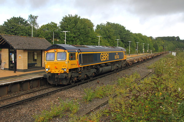 66740 Micheldever 17/08/17 6O45 Bicester to Marchwood