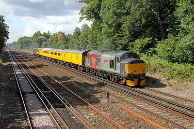 37608 Old Basing 31/08/17 1Q54 Eastleigh to Hither Green