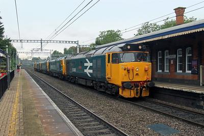 50049 Tilehurst 30/08/17 0Z50 Kidderminster to Old Oak Common with 50007, 50044, 50035 and D1015