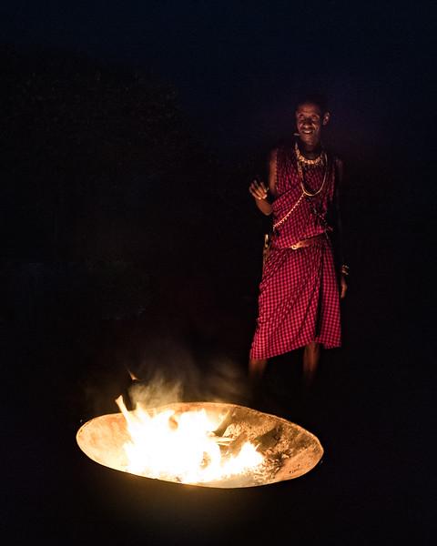 August - Masai Mara