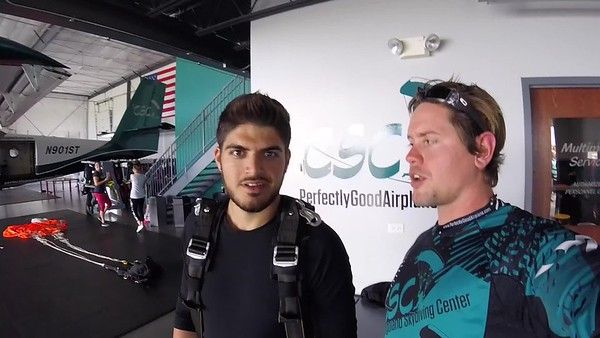 1446 Sean Damolaris  Skydive at Chicagoland Skydiving Center 20170827 Eric Eric