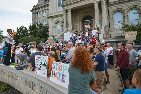 MET 081317 Solidarity Vigil