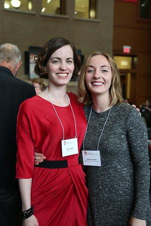 Kate Corby   Lyman S.V. Judson & Ellen Mackechnie Judson Student Award in the Creative Arts winner Lyndsay Lewis