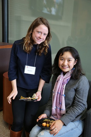 New Arts Venture Challenge winners Alexandra Polach & Yusi Liu ( Art En Route)