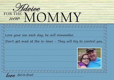 Advice & Prediction Book - Page 002