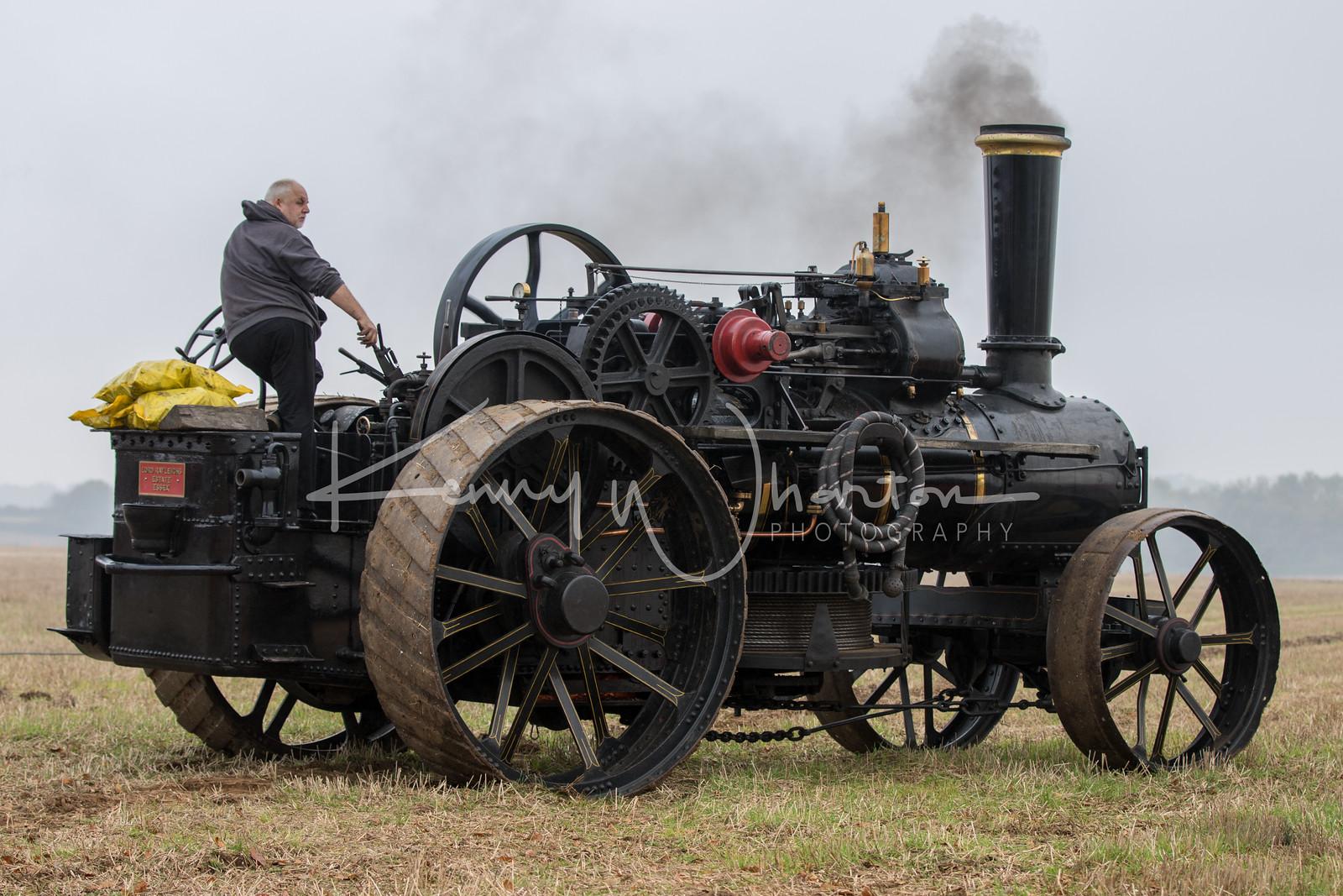 NO 372 Fowler AA6 No. 13881 16NHP (1917)