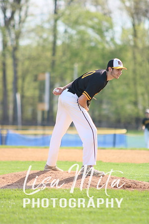 04/28/2017 HP Baseball vs. Parsippany