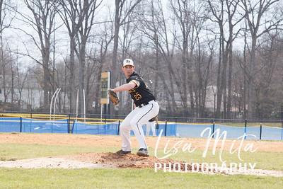 4/3/17 Hornet Varsity Boys Baseball vs. Dover