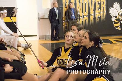 Hanover Park Boy Basketball vs. MoBeard 1/25/17