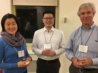 January 18, 2017 - YLSA of the Bay Area Reception