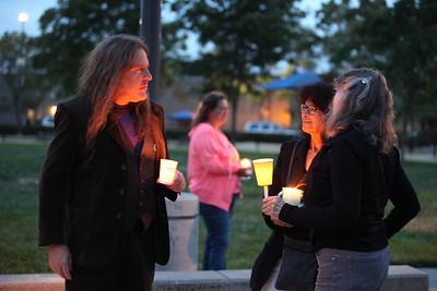 Charlottesville Vigil - Castro Valley 8-13-2017-Mickey Souza-2