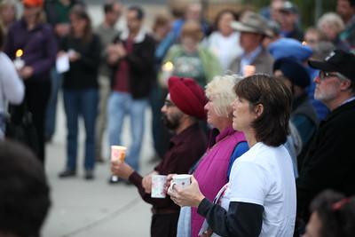 Charlottesville Vigil - Castro Valley 8-13-2017-Mickey Souza10