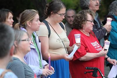 Charlottesville Vigil - Castro Valley 8-13-2017-Mickey Souza-5