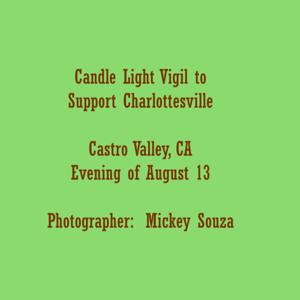 Separator Castro Valley MIckey