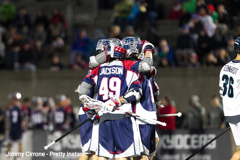 Chesapeake Bayhawks @ Boston Cannons