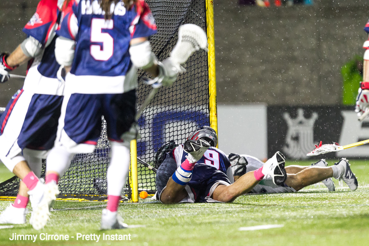 Chesapeake Bayhawks @ Boston Cannons