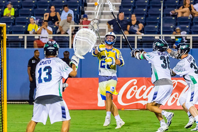 MLL: Chesapeake Bayhawks @ Florida Launch