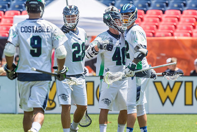 MLL: Chesapeake Bayhawks @ Denver Outlaws