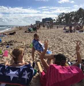 Beach Trip 1/17