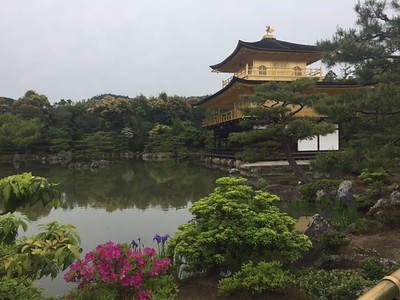 The Golden Pavilion, landmark of the ancient capital-Jessica Mathewson