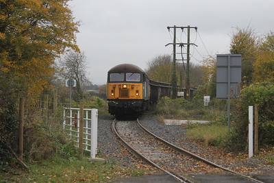 56301 Barrington 15/11/17 6L74 Wembley to Barrington