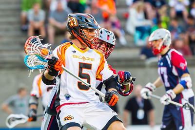 MLL: Atlanta Blaze @ Boston Cannons
