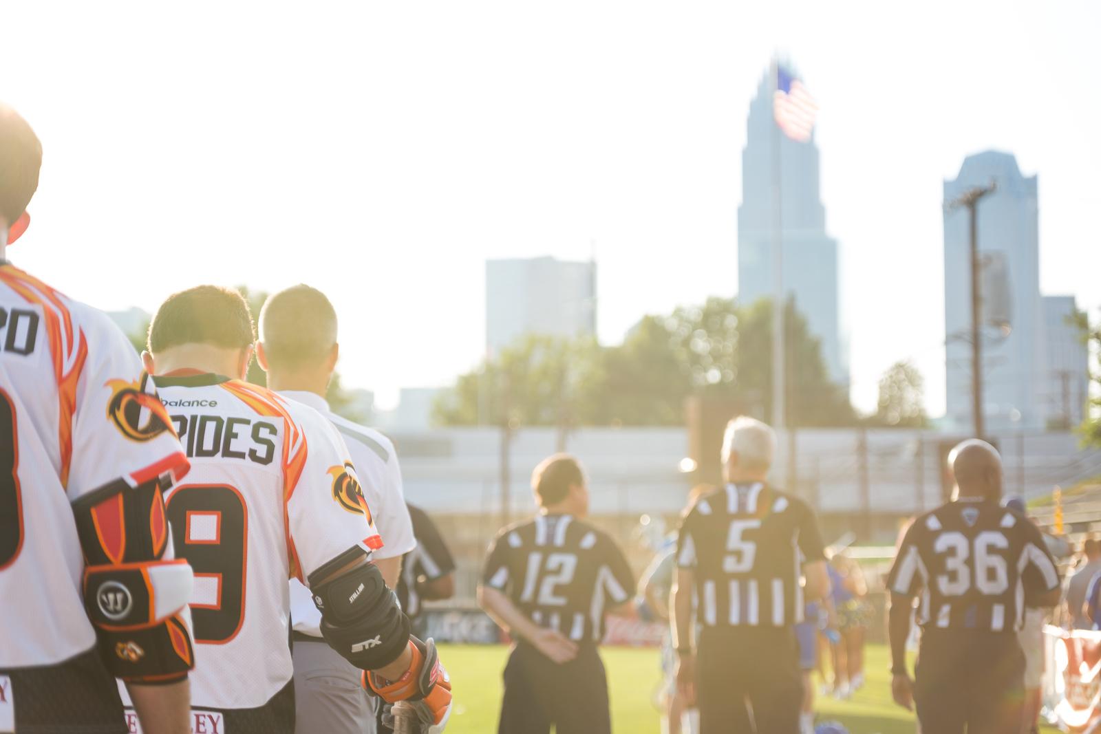 MLL: Atlanta Blaze @ Charlotte Hounds