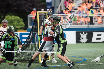 MLL: Atlanta Blaze @ New York Lizards