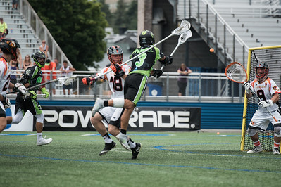 July 13, 2017; New York, NY, USA; Atlanta Blaze @ New York Lizards at James M. Shuart Stadium @ Hofstra University.  Photography Credit: Dan Nilsen