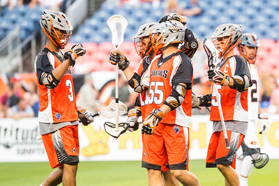 MLL: Atlanta Blaze @ Denver Outlaws