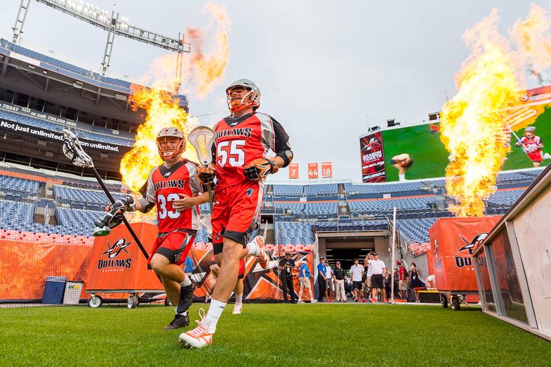 MLL: Atlanta Blaze @ Denver Outlaws