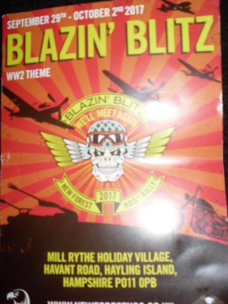 Blazin Blitz Rally 2017