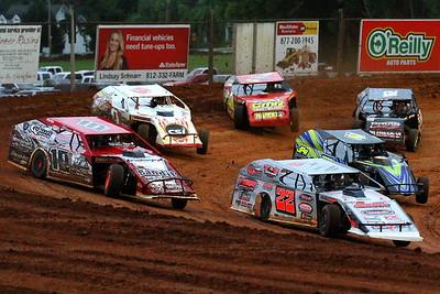 Bloomington Speedway; Summit American Modified Series 6-30-17