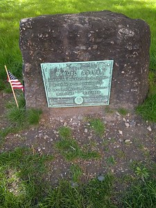 Samuel Adams gravesite