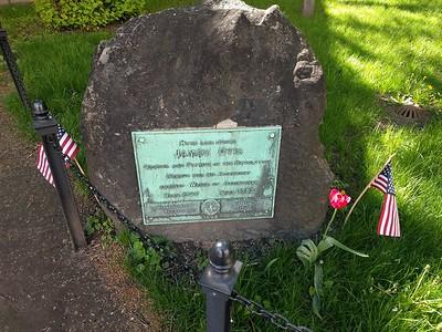 James Otis gravesite