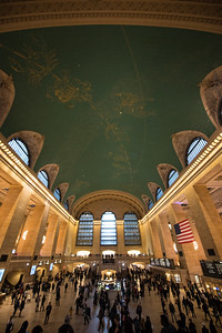 Main foyer in Grand Central.