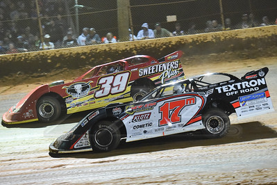 Dale McDowell (17M) and Tim McCreadie (39)