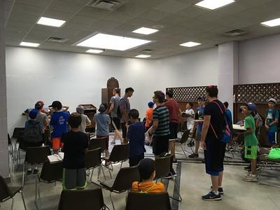 Boys TravelCamp