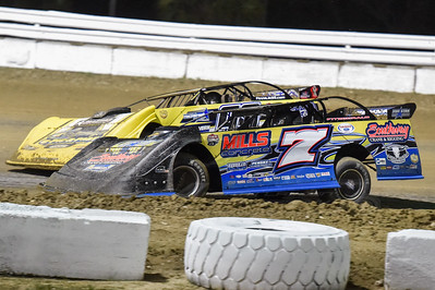 Jason Fitzgerald (7) and Frank Heckenast, Jr. (99JR)