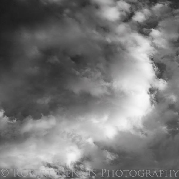 Burbank clouds