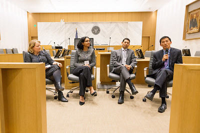 April 4, 2017- YLSA of Southern California: A Conversation with CA Supreme Court Justices